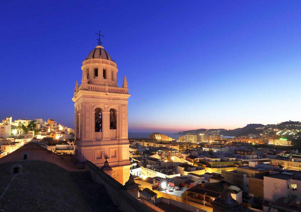 Iglesias Históricas en Granada