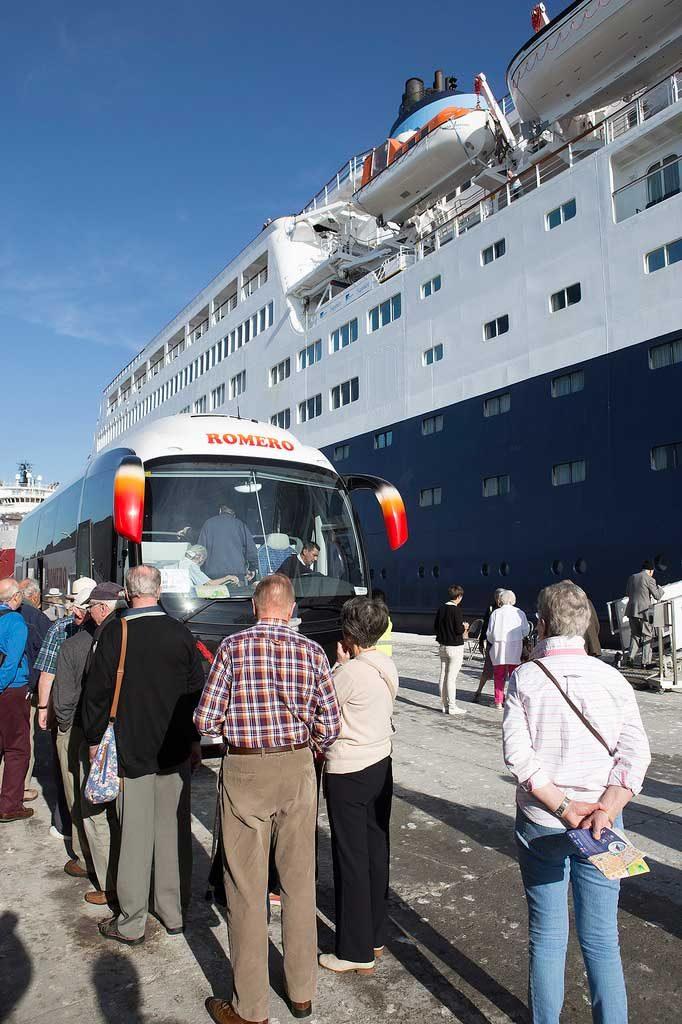 Cruceros por la Costa Granada Andalucia