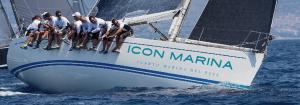 regata icon marina costa tropical