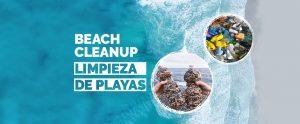 acción ambiental playas costa tropical