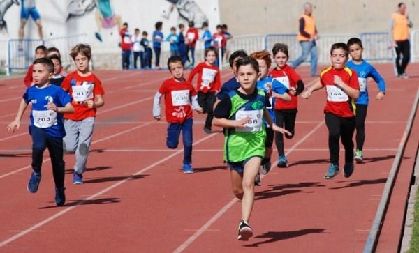 Atletismo en Salobreña
